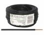 Przewód LgY 1,5mm2 czarny